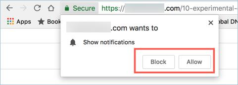 how to enable push notifications