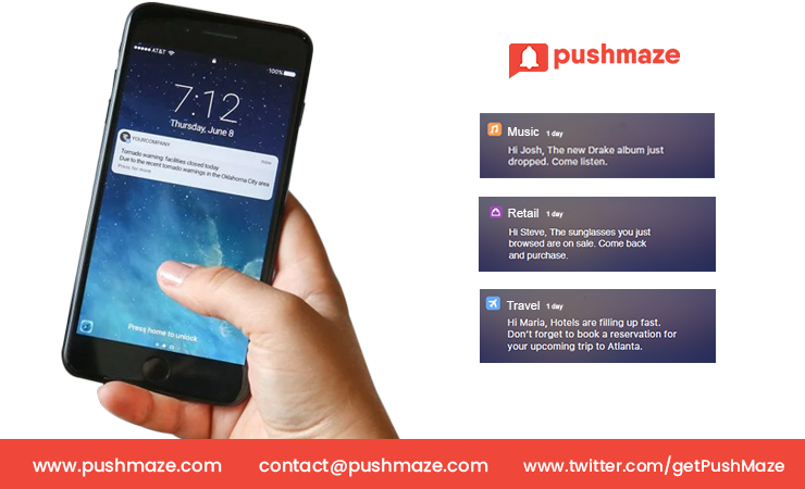 How to set up push notification marketing strategy